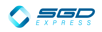 Logo SGDExpress dark